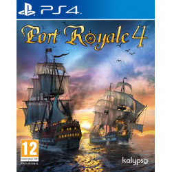 PORT ROYAL 4-PS4