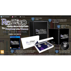 RE:ZERO - THE PROPHECY OF THE THRONE LIMITED-PS4