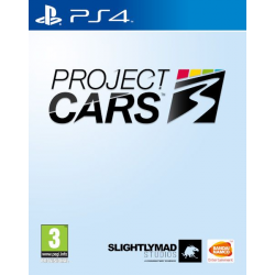 PROJECT CARS 3-PS4