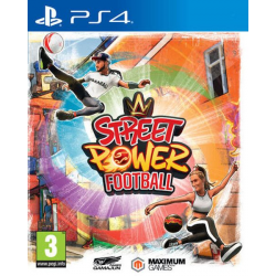 STREET POWER FOOTBALL-PS4