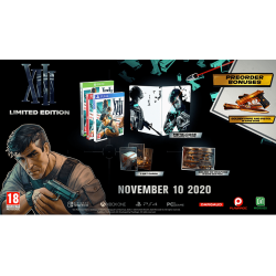 XIII LIMITED EDITION-SWITCH
