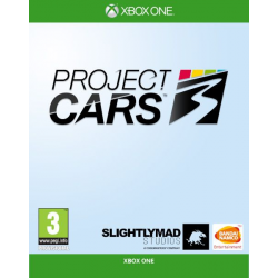 PROJECT CARS 3-XBOX ONE