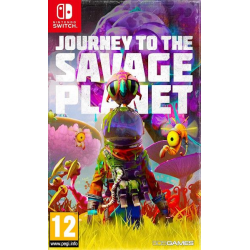 JOURNEY TO THE SAVAGE PLANET-SWITCH