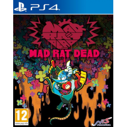 MAD RAT DEAD-PS4