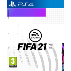 FIFA 21 STANDARD EDITION-PS4