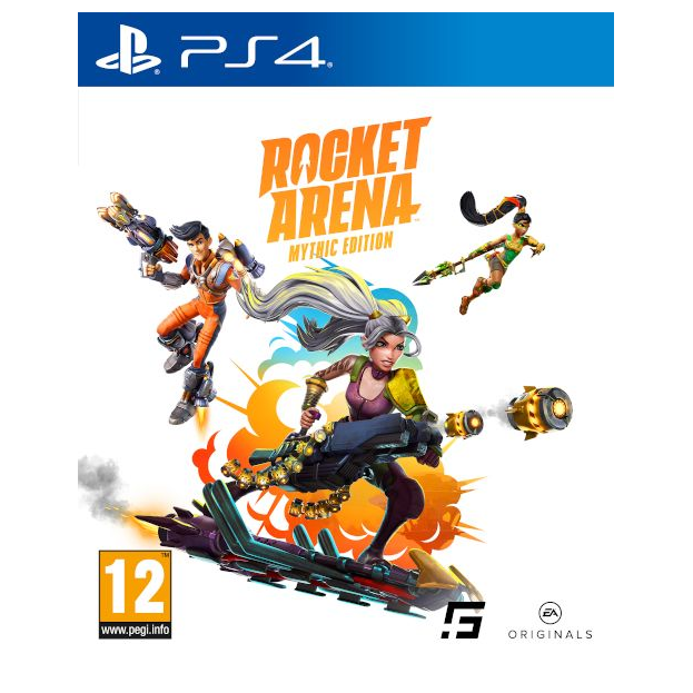ROCKET ARENA MYTHIC EDITION-PS4