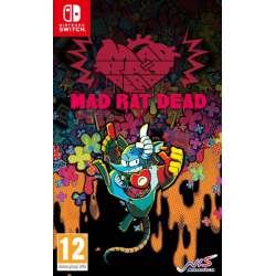 MAD RAT DEAD-SWITCH