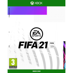 FIFA 21 STANDARD EDITION-XBOX ONE