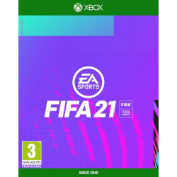 FIFA 21 CHAMPIONS EDITION-XBOX ONE