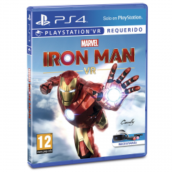 MARVEL'S IRON MAN VR-PS4