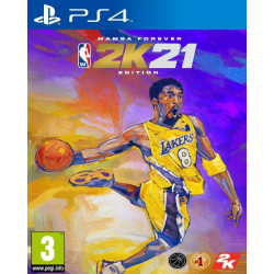 NBA 2K21 ED. MAMBA FOREVER-PS4