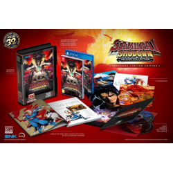 SAMURAI SHODOWN NEOGEO COLLECTION-PS4