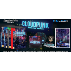 CLOUDPUNK ED. SIGNATURE-PS4