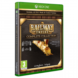RAILWAY EMPIRE COMPLETE COLLECTION-XBOX ONE