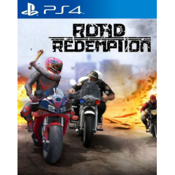 ROAD REDEMPTION-PS4