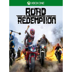 ROAD REDEMPTION-XBOX ONE