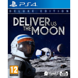 DELIVER US THE MOON-PS4