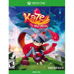 KAZE AND THE WILD MASK-XBOX ONE
