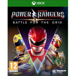 POWER RANGERS : BATTLE FOR THE GRIP COLLECTOR'S EDITION-XBOX ONE