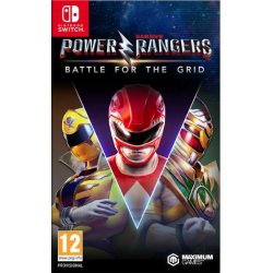 POWER RANGERS : BATTLE FOR THE GRIP COLLECTOR EDITION-SWITCH