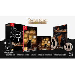 BEHOLDER 2 COLLECTOR-SWITCH