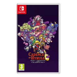 CADENCE OF HYRULE-SWITCH