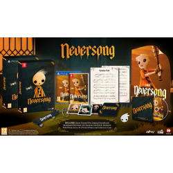 NEVERSONG COLLECTOR´S EDITION-PS4