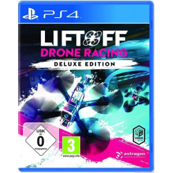 LIFTOFF DRONE RACING DELUXE EDITION-PS4