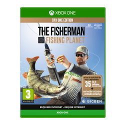 FISHING PLANET DAY ONE EDITION-XBOX ONE