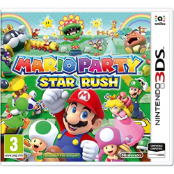 MARIO PARTY STAR RUSH-3DS