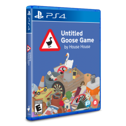 UNTITLED GOOSE GAME-PS4