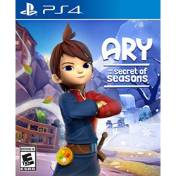 ARY AND THE SECRET OF SEASONS-PS4