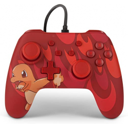 POWER A CONTROLLER  CHARMANDER