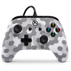 POWER A - WIRED CONTROLLER CLOUD CAMOAECTRIC FROST XBOXONE