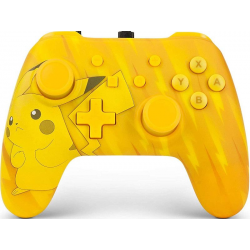 POWER A CONTROLLER  PIKACHU