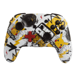 POWER A-WIRELESS CONTROLLER POKEMON GRAFITTI NSW