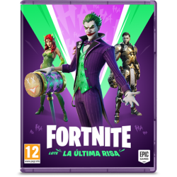FORTNITE LOTE LA ÚLTIMA RISA-SWITCH
