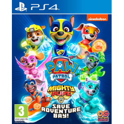 PAW PATROL MIGHTY PUPS SAVE ADVENTURE BAY!-PS4
