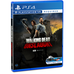 THE WALKING DEADONSLAUGHT STANDARD EDITION-PS4