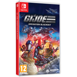 GI-JOE OPERATION BLACKOUT-SWITCH
