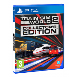 TRAIN SIM WORLD 2: COLLECTOR´S EDITION-PS4
