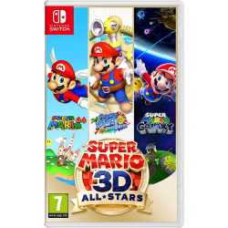 SUPER MARIO 3D ALL-STARS-SWITCH