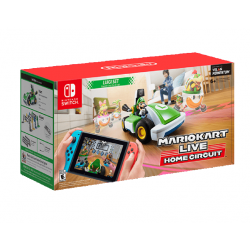 MARIO KART LIVE: HOME CIRCUIT (LUIGI)-SWITCH