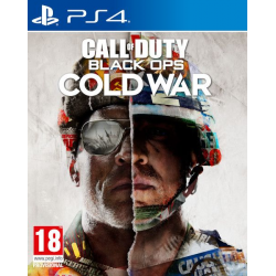 CALL OF DUTY BLACK OPS COLD WAR-PS4