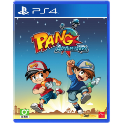 PANG ADVENTURES BUSTER EDITION-PS4
