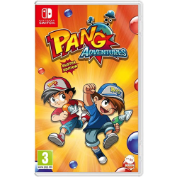 PANG ADVENTURES BUSTER EDITION-SWITCH