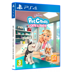 MY UNIVERSE - PET CLINIC CATS &DOGS-PS4