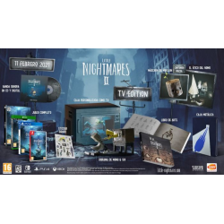 LITTLE NIGHTMARES II TV EDITION-SWITCH