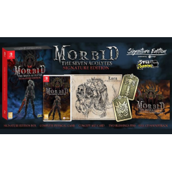MORBID THE SEVEN ACOLYTES SIGNATURE EDITION-SWITCH