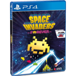 SPACE INVADERS FOREVER-SWITCH